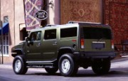 悍马Hummer 汽车壁纸