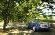 皇帝的新车!劳斯莱斯Phantom Drophead Coupe壁纸 汽车壁纸