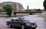 皇室御驾:劳斯莱斯 汽车壁纸