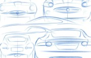 捷豹 Jaguar XK 4 2 捷豹JaguarXK 42 汽车壁纸