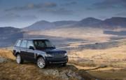 Land Rover 路虎 陆虎 Range Rover 壁纸1 Land Rover 汽车壁纸