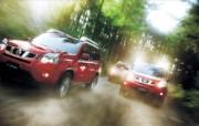 Nissan X Trail 日产奇骏 2011 SUV 壁纸1 Nissan X T 汽车壁纸