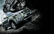 Nissan X Trail 日产奇骏 2011 SUV 壁纸5 Nissan X T 汽车壁纸