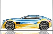 Photoshop 概念汽车设计 概念汽车设计图片 Concept Car Design Desktop Wallpaper Photoshop 概念汽车设计壁纸 汽车壁纸