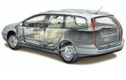汽车透视 汽车壁纸