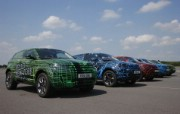 Range Rover Evoque 路虎揽胜 2011 壁纸4 Range Rove 汽车壁纸