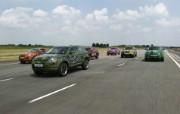 Range Rover Evoque 路虎揽胜 2011 壁纸6 Range Rove 汽车壁纸