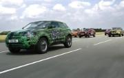 Range Rover Evoque 路虎揽胜 2011 壁纸7 Range Rove 汽车壁纸