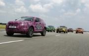 Range Rover Evoque 路虎揽胜 2011 壁纸11 Range Rove 汽车壁纸