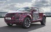 Range Rover Evoque 路虎揽胜 2011 壁纸12 Range Rove 汽车壁纸