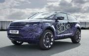 Range Rover Evoque 路虎揽胜 2011 壁纸14 Range Rove 汽车壁纸