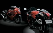 Suzuki Hayabusa 铃木 隼 摩托车 壁纸2 Suzuki Hay 汽车壁纸