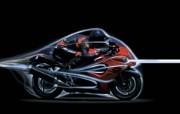 Suzuki Hayabusa 铃木 隼 摩托车 壁纸4 Suzuki Hay 汽车壁纸