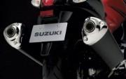 Suzuki Hayabusa 铃木 隼 摩托车 壁纸11 Suzuki Hay 汽车壁纸