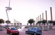 西亚特-Altea 汽车壁纸