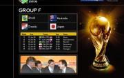 2006德国世界杯分组特辑壁纸 其他壁纸