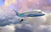 波音787梦幻客机壁纸 波音787梦幻客机壁纸 其他壁纸
