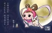 嫦娥奔月壁纸 嫦娥奔月壁纸 其他壁纸