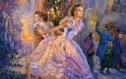 华丽幻想艺术 天国的精灵插画壁纸 其他壁纸