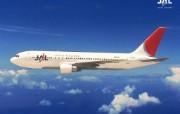 JAL客机机型壁纸 JAL客机机型壁纸 其他壁纸