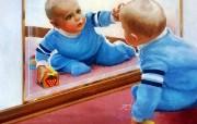 美好童年油画壁纸 美好童年油画壁纸 其他壁纸