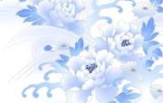 美丽碎花布壁纸 美丽碎花布壁纸 其他壁纸