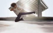 休闲运动女性壁纸 休闲运动女性壁纸 其他壁纸