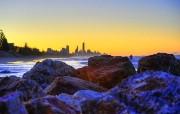 HDR 澳洲悉尼 岩石区风景壁纸 澳洲悉尼风景摄影集 人文壁纸