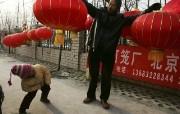 北京印象 国家地理摄影师眼中的北京新风貌 大红灯笼在中国是喜庆 圆满 热闹的象征 Beijing Outdoor Market 北京印象国家地理摄影师眼中的北京新风貌 人文壁纸