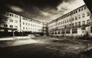 城市废墟影像 城市废弃建筑图片壁纸 城市废墟影像 人文壁纸