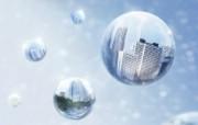 城市与环境 环保主题设计壁纸 城市合成图片 环保主题设计壁纸 城市与环保主题设计壁纸 人文壁纸