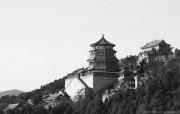 纯粹的光影美学 人文建筑黑白摄影壁纸 Summer Palace China 北京颐和园桌面壁纸 纯粹的光影美学人文建筑黑白摄影壁纸 人文壁纸