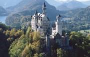 德国旅游风光图片壁纸 德国新天鹅堡图片Germany Vacation Germany Travel Spot 德国旅游风景 人文壁纸