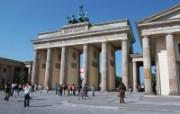 德国旅游风光图片壁纸 德国勃兰登堡门图片Germany Vacation Germany Travel Spot 德国旅游风景 人文壁纸