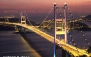 东西文化交融的动感都市 香港特色旅游壁纸 青马大桥稳守世界纪录 桌面壁纸 东西文化交融的动感都市香港特色旅游壁纸 人文壁纸
