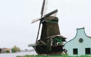 风车之国 荷兰 荷兰旅游风景壁纸 Holland Vacation Holland Travel Photos 风车之国荷兰 人文壁纸