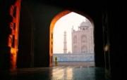 游历大千世界 国家地理杂志每日一图2010五六月摄影壁纸 印度 阿格拉图片壁纸 国家地理杂志 2010 56月壁纸 人文壁纸