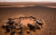 游历大千世界 国家地理杂志每日一图2010四月摄影壁纸 利比亚 石砌墓穴图片壁纸 国家地理杂志每日一图2010四版 人文壁纸