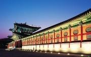 韩国旅游局官方旅游景点壁纸 韩国旅游景点 景福宫 Korea Travel Gyeongbokgung Palace 韩国官方旅游景点壁纸 人文壁纸