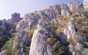 韩国风光 全北完州大屯山 韩国映像馆韩国旅游宣传壁纸 人文壁纸