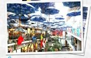 韩国旅游 首尔仁寺洞br 韩国映像馆韩国旅游宣传壁纸 人文壁纸