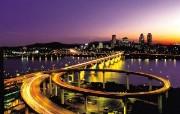 韩国旅游 清潭大桥 韩国映像馆韩国旅游宣传壁纸 人文壁纸