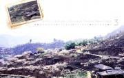 韩国风光 光阳梅花村 韩国映像馆韩国旅游宣传壁纸 人文壁纸