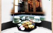 韩国民俗 传统茶点 韩国映像馆韩国旅游宣传壁纸 人文壁纸