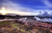 Iceland 冰岛风光壁纸 HDR Iceland Landscape The Earth HDR 冰岛风光宽屏壁纸 人文壁纸
