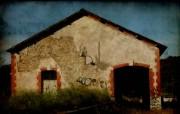 HDR 西班牙城市映像 旧火车站 HDR西班牙Girona 城市风景 HDR 西班牙城市映像 人文壁纸