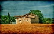 HDR 西班牙城市映像 怀旧风格 西班牙Girona 赫罗纳风景 HDR 西班牙城市映像 人文壁纸