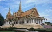 柬埔寨古朴风情 人文壁纸