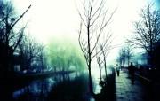 Lomography LOMO摄影 城市角落 Misty Canal Lomo风格图片 Lomo 风景壁纸 LOMO随拍城市街景 人文壁纸