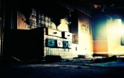 Lomography LOMO摄影 城市角落 火炉 Lomo 随拍图片 Lomo风格宽屏壁纸 LOMO随拍城市街景 人文壁纸